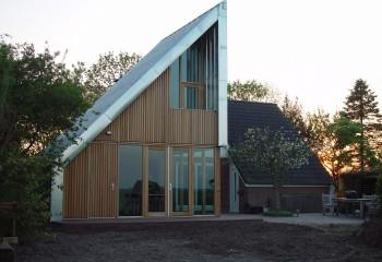 Verbouw woonhuis Readtsjerk