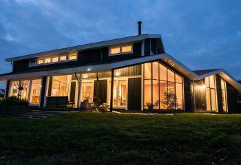 Uitbreiding woonhuis Blitseard