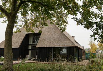 Verbouw boerderij Aldtsjerk