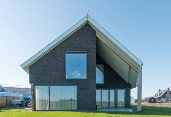 Nieuwbouw woonhuis Deinum