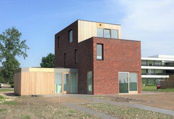 Nieuwbouw woonhuis Burgum